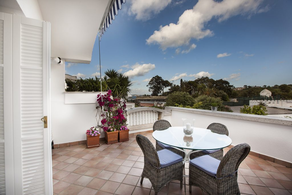 Appartamento standard vista mare_ischia blu resort