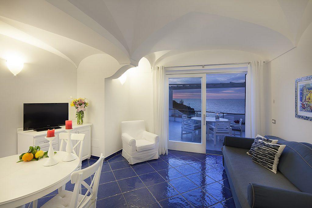Appartamento deluxe vista mare_ischia blu resort