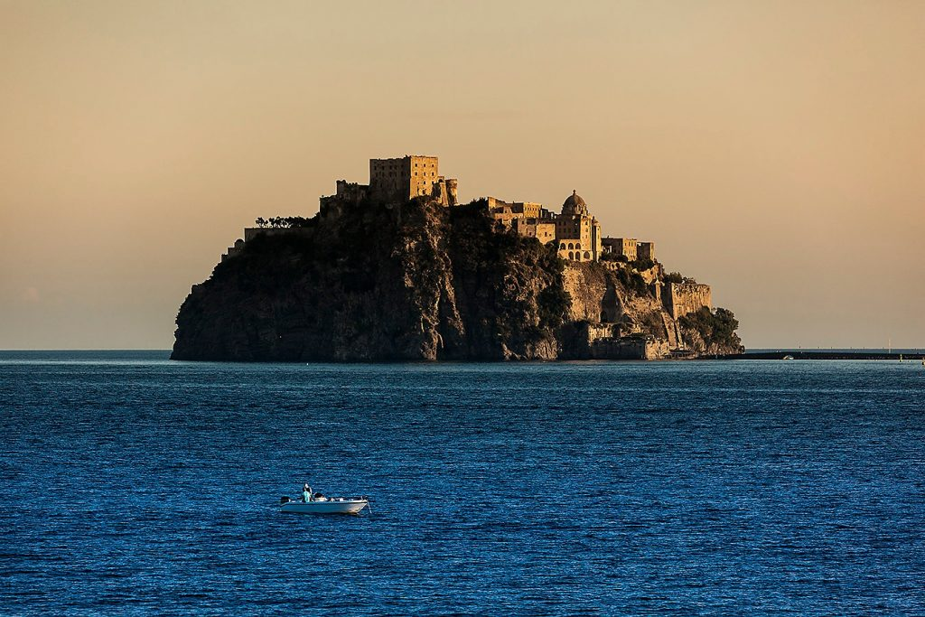 castello aragonese_ischia blu resort