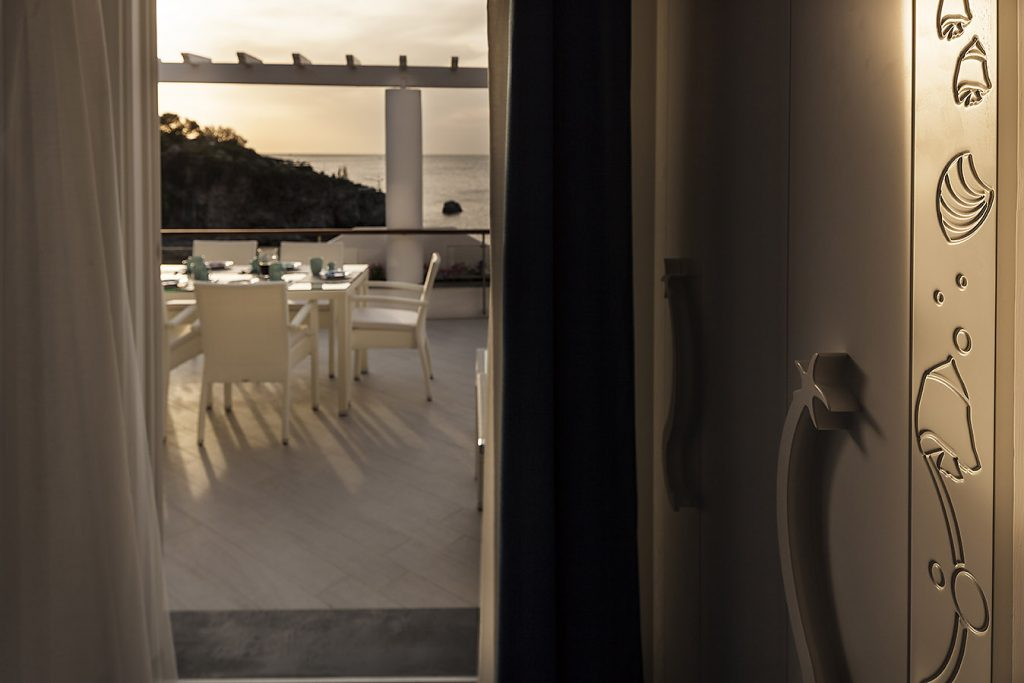 Appartamento Luxury vista mare_ischia blu resort